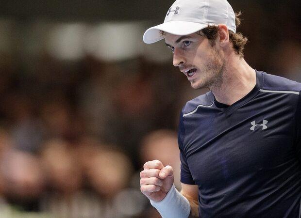 Murray bate Tsonga, vence em Viena e ameaça Djoko no topo do ranking