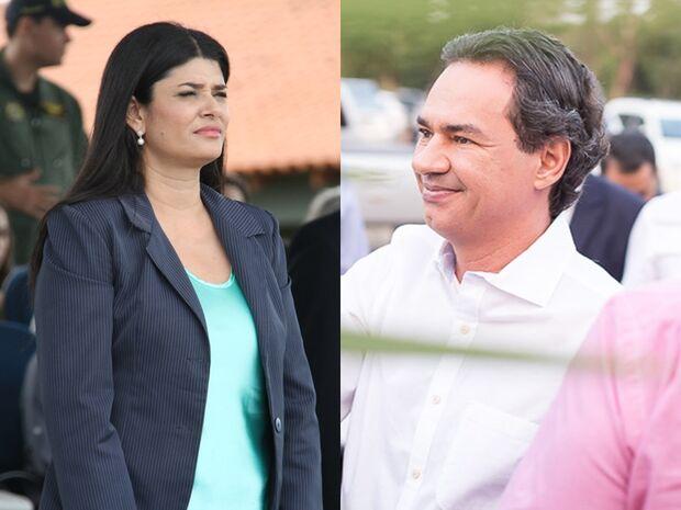 Com 65% das urnas apuradas, Marquinhos aparece em primeiro lugar e Rose em segundo
