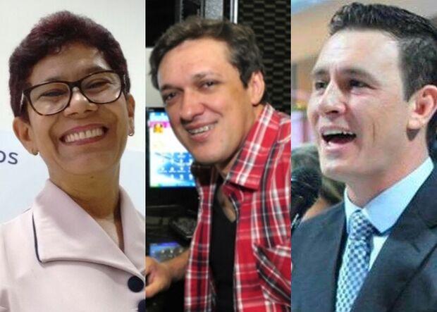 Enfermeiros, delegado e até locutor romântico formam novo time de eleitos em Campo Grande