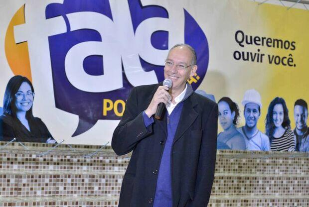 Secretário de obras por oito anos, Hélio Peluffo vence em Ponta Porã com 60,67%