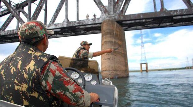PMA deflagra operação para coibir pesca predatória no feriado