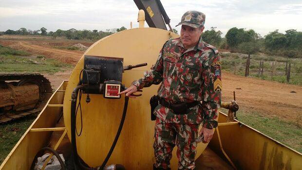 Mineradora é autuada em R$ 20 mil por descumprimento de licença ambiental