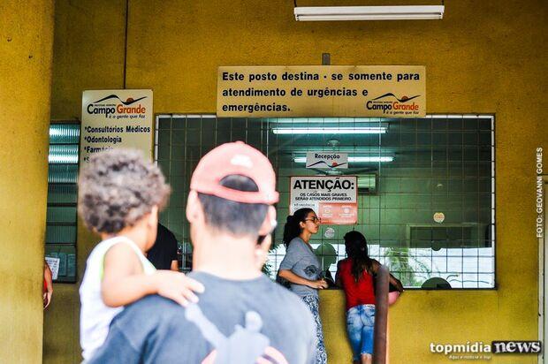 Durante vistoria, Promotoria encontra filas de espera e materiais em falta em postos de saúde