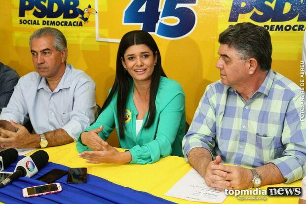 Jogo zerado: PSDB anuncia 'namoro' com ex-candidatos e lembra aliança com Bernal
