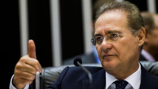 Renan e líderes definem calendário da PEC dos Gastos no Senado