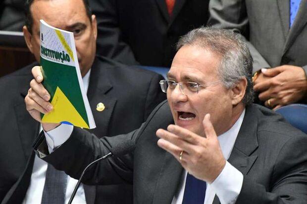 Renan diz que sistema político envelheceu e quer votar reforma em 9 de novembro