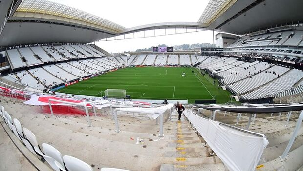 Andrés afirma que Lava Jato atrapalha Corinthians na busca por naming rights