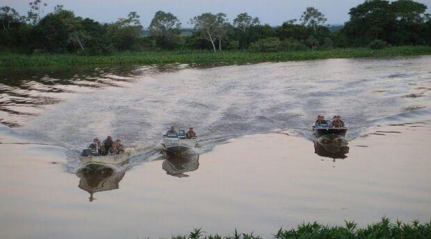 PMA alerta para diferença da data de início da piracema em rios que passam por MS