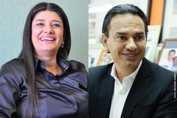 Marquinhos e Rose voltam ao horário eleitoral a partir desta quinta-feira