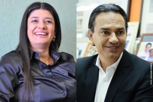 Pesquisa do Ibope mostra Marquinhos com 50% e Rose com 29%