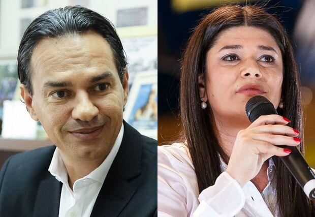 Nos programas eleitorais, candidatos à prefeitura trocam farpas e acusações