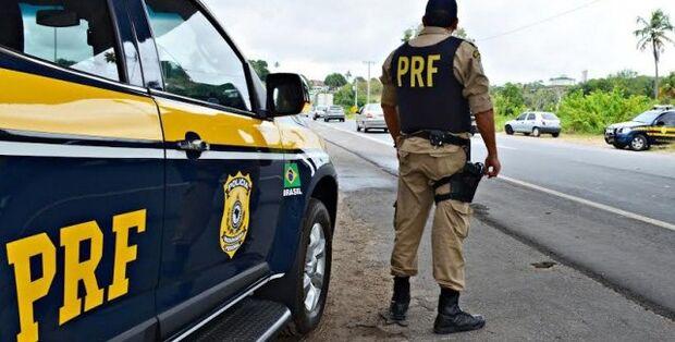 PRF regista queda de 300% em acidentes com feridos graves durante feriadão