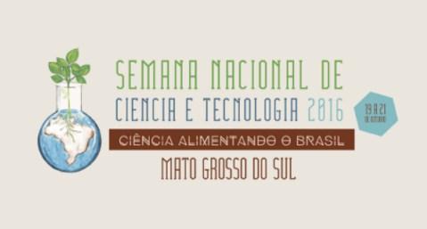 Semana Nacional da Ciência e Tecnologia começa nesta quarta com atividades na Capital e no interior