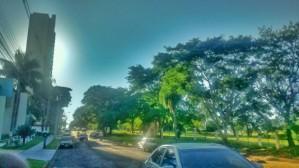 Nem chuva espanta forte calor em todo o Mato Grosso do Sul
