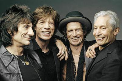 Os Rolling Stones lançam novo trabalho gravado em estúdio