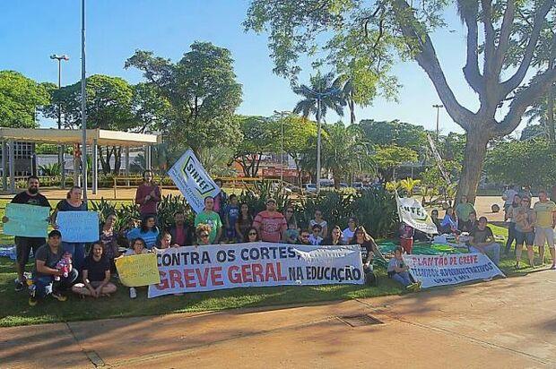 Professores da UFGD podem entrar em greve no dia 11