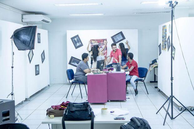 Centro Cultural oferece oficina gratuita de Produção Audiovisual