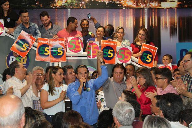 Marquinhos recebe apoio de 4 candidatos que não chegaram ao segundo turno