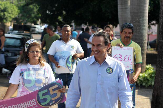 Marquinhos diz que terrenos foram transferidos há mais de 20 anos; aliados criticam denúncia