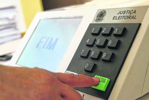 Nas eleições em MS, 69 urnas já apresentaram defeito
