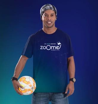 A vida de R10: à procura de um clube, Ronaldinho vai lançar reality show