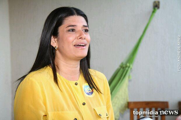Rose afirma que momento é de gratidão e deseja que novo prefeito realize promessas