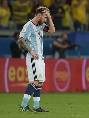 Após derrota, Messi dispara: 'Temos que mudar essa situação de m...'