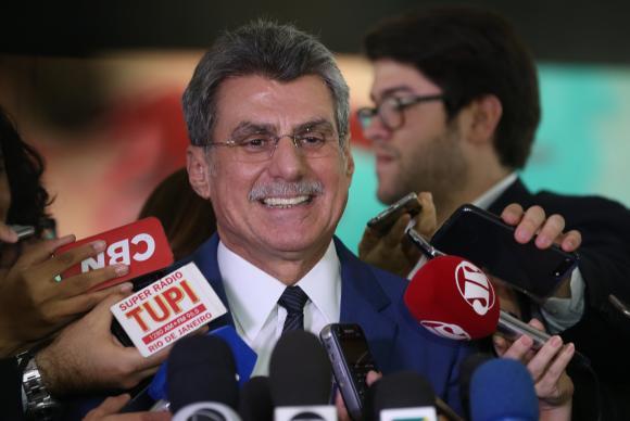 """Jucá diz que está """"tudo pronto"""" para votação da PEC do Teto de Gastos amanhã"""