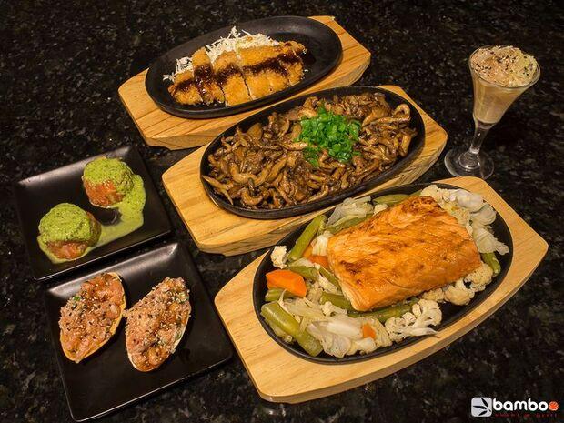Restaurante promete sashimi mais fresco da Capital em rodízio até para quem não é fã de peixe cru