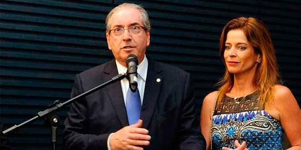 Mulher de Cunha diz a Moro que desconhecia origem de dinheiro na Suíça