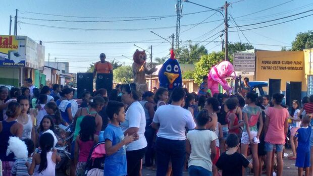 MPE investiga festa infantil feita por candidato para suposta compra de voto