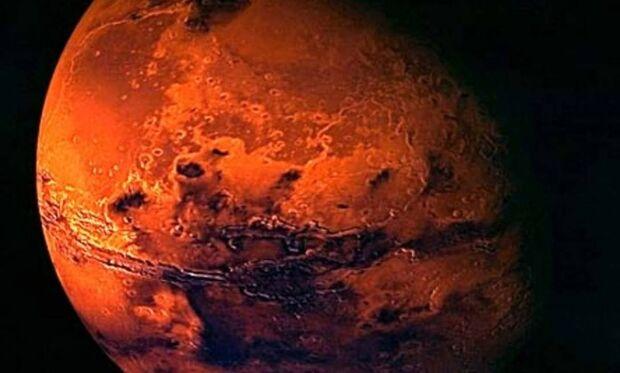 Vida em Marte pode ter sido encontrada em 2007