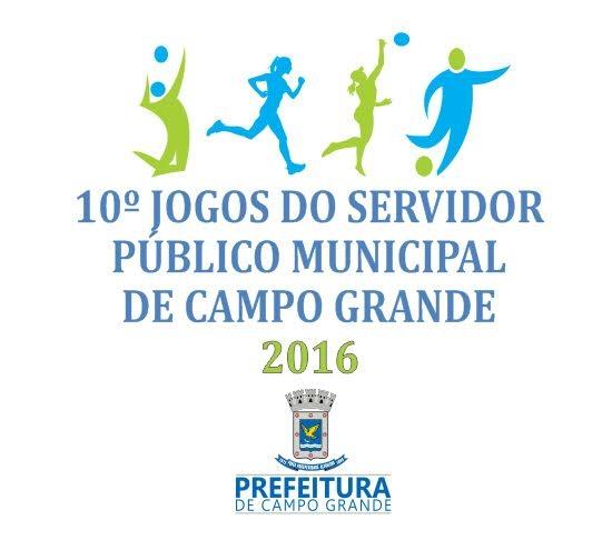 Jogos dos Servidores terá disputa em 10 modalidades e inscrições seguem até amanhã