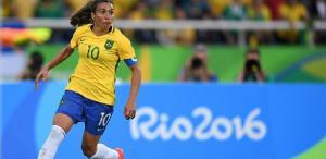 Marta é indicada ao prêmio de melhor jogadora do mundo pela Fifa