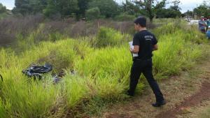 Corpo encontrado com plástico na cabeça às margens de rodovia é de colombiano