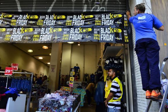 Black Friday tem crescimento de 11% nas vendas, indica Serasa