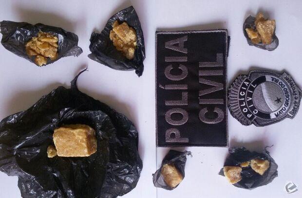 Casal é preso por suspeita de tráfico de drogas em Sonora
