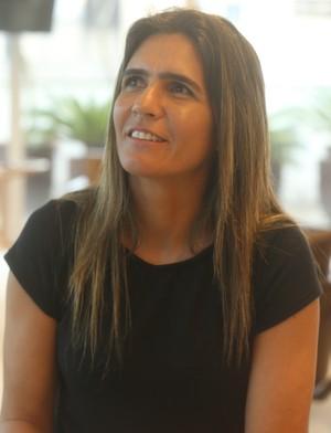 Emily quer reforço emocional do Brasil e Marta perto do gol: 'Ali é perigosa'