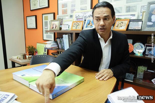 Marquinhos recusa pedido de Mochi e diz que mantém requisitos da CPI dos Fantasmas