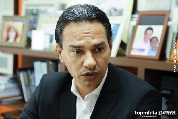 Marquinhos foca na transição de governo, mas já encontra 'voluntários' ao secretariado