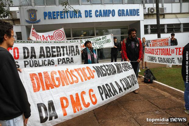 Após manifestação, Bernal reconhece dívida e garante pagamento de R$ 4 milhões à Cultura
