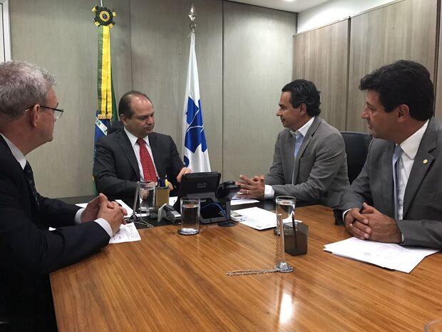 Prefeito eleito se articula para Campo Grande não perder R$ 498 milhões