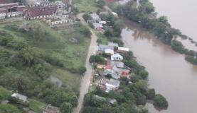 Governo gaúcho homologa situação de emergência em cidades atingidas pela chuva