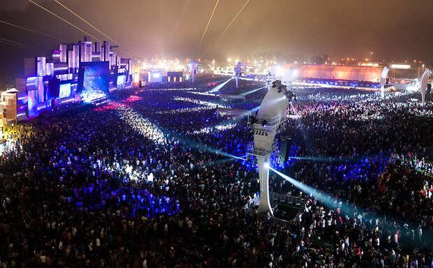Sétima edição do Rock in Rio no Brasil acontecerá no Parque Olímpico