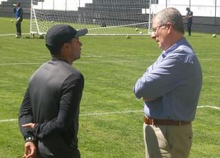 Vida longa: Botafogo e Jair Ventura negociam novo contrato para 2017