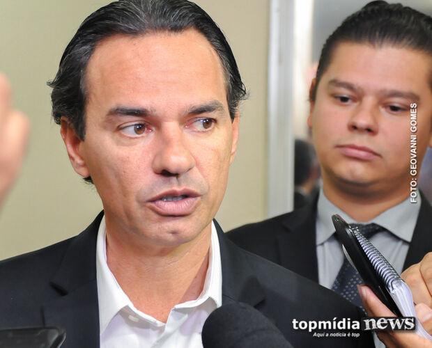 'Eu não vou manter boquinha na minha gestão', garante Marquinhos