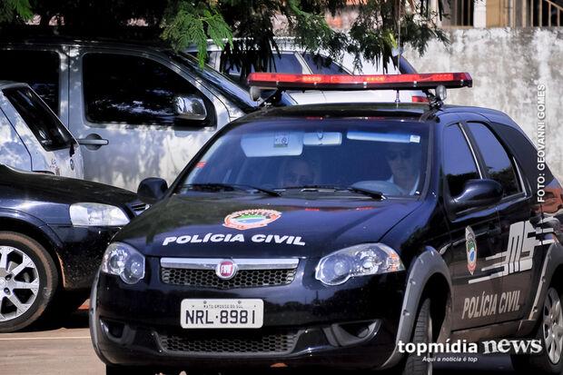 Dois são presos com caminhonete roubada de homem assassinado