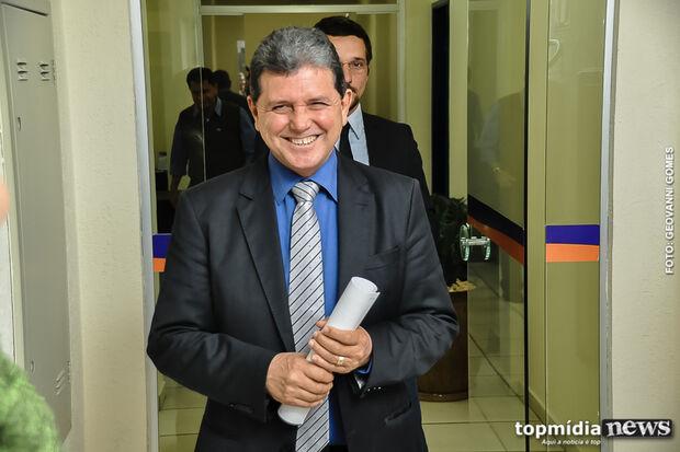 Atual mandatário, Rocha segue como principal nome para presidir Câmara Municipal