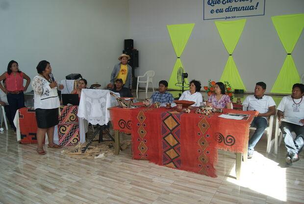 Fórum discute políticas públicas para indígenas em Mato Grosso do Sul