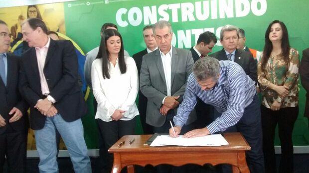 Governo libera R$ 41 milhões para construção de pontes em 20 municípios